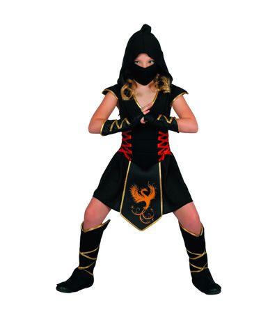 Disfarce-Ninja-Menina