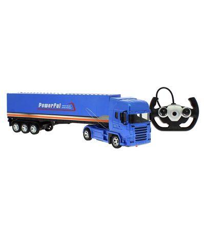 Camion-Powerful-RC-Azul