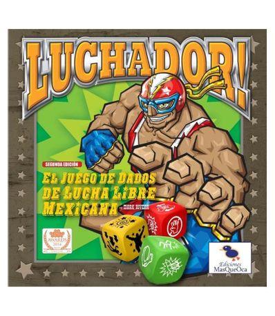 Juego-Luchador-Mejicano