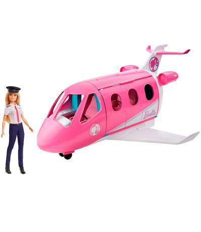 Barbie-Avion-de-tus-Sueños