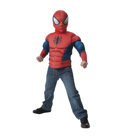 Costume-Muscle-Spiderman-avec-Masque