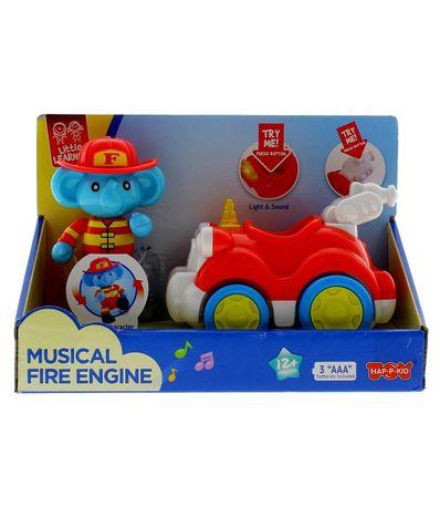 Pompier-a-elephant