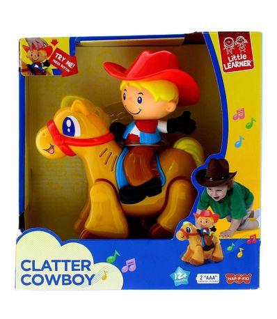 Caballo-con-Vaquero-Infantil