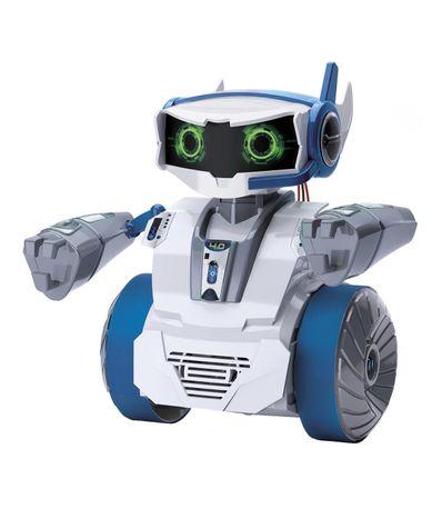 Conversation-robotique