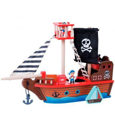 Navio-pirata-de-madeira