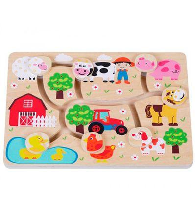 Farm-Wood-Puzzle