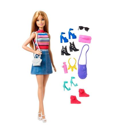 Barbie-com-acessorios-variados