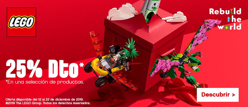 Descuentos Lego