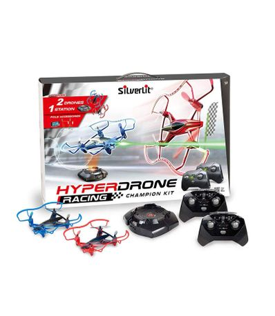 Set-de-drones-Hyperdrone-Racing-Champion