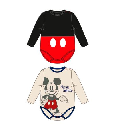 Pack-2-Mickey-Cotton-Bodies-3-12-mois