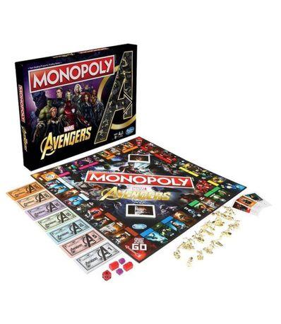 Monopoly-Avengers