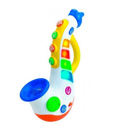 Saxofone-infantil