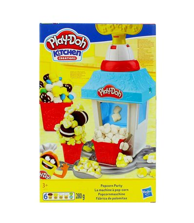 Usine-de-pop-corn-Play-Doh
