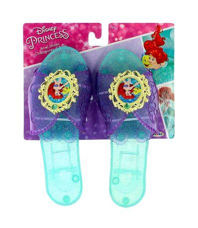 Princesas-Disney-Zapatos-Purpurina-Ariel