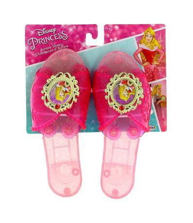 Princesas-Disney-Zapatos-Purpurina-Aurora