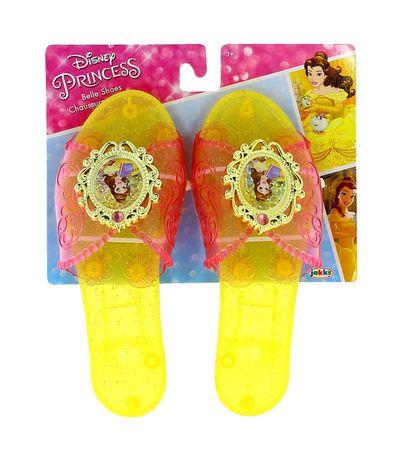 Princesas-Disney-Zapatos-Purpurina-Bella