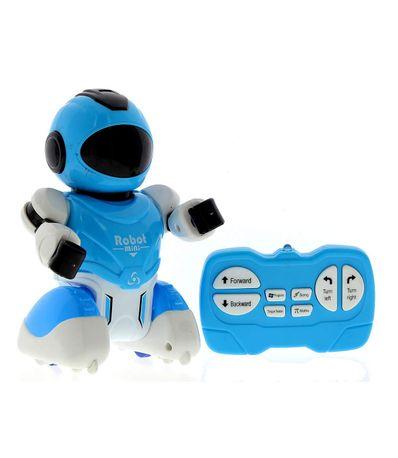 Robot-R-C-Azul