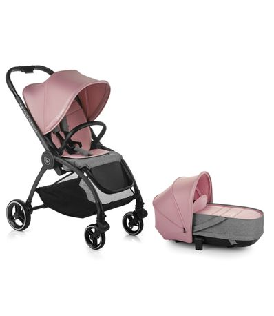 Duo-Outback-Crib-BePink