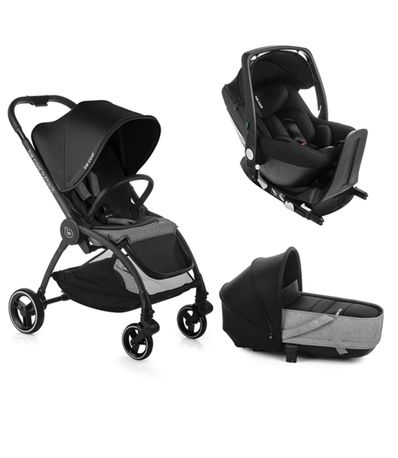 Trio-Outback-Crib---grupo-0-One-con-base-Be-Black