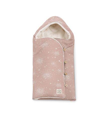 Saco-nana-Mims---arnes-Boho-pink