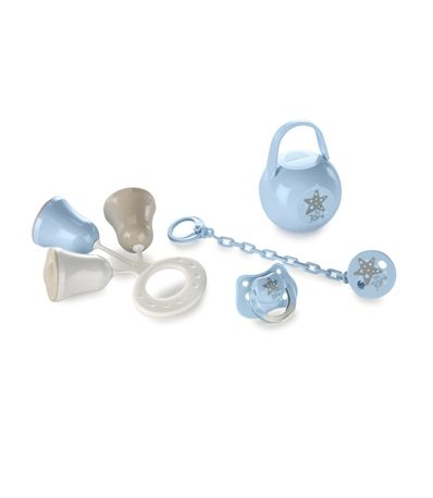 Pack-de-regalo-Sonajero-azul