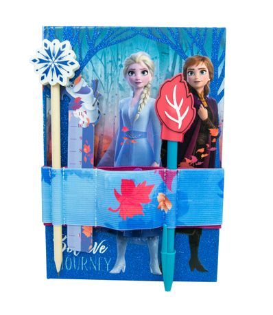 Diario-Frozen-2-com-Acessorios