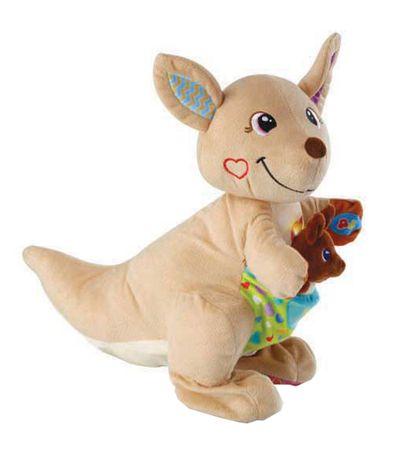 Mama-canguru-saltarina