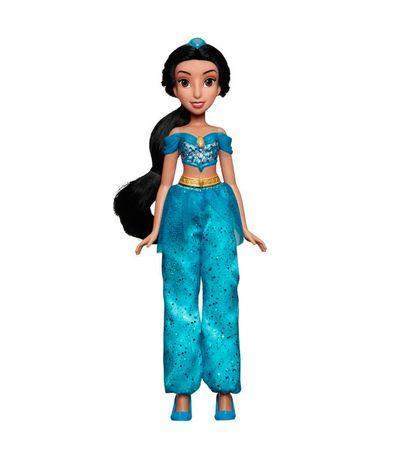 Princesas-Disney-Muñeca-Brillo-Jasmine