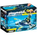 Playmobil-Top-Agents-TEAM-SHARK-Nave-Cohete
