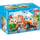 Playmobil-City-Life-Ambulancia-con-Luces