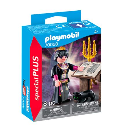 Playmobil-Special-Plus-Bruja
