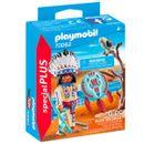 Playmobil-Special-Plus-Jefe-Nativo-Americano