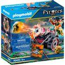 Playmobil-Pirates-Pirata-con-Cañon