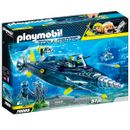 Playmobil-Top-Agents-Perceuse-TEAM-SHARK