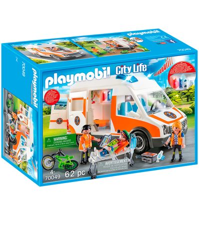Playmobil-City-Life-Ambulance-avec-lumieres