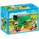 Playmobil-Country-Gallinero