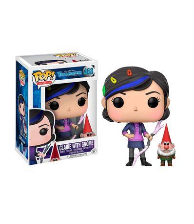 Figura-Funko-POP-Claire-com-Gnome