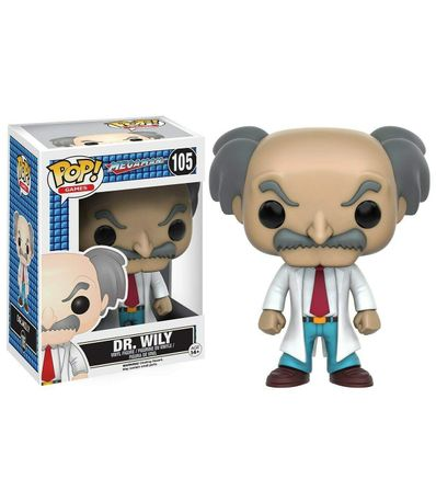 Funko-POP-Dr-Wily