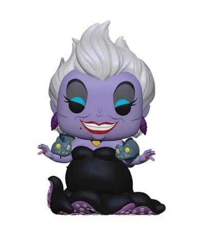 Funko-Pop-Ursula-figura-com-enguias