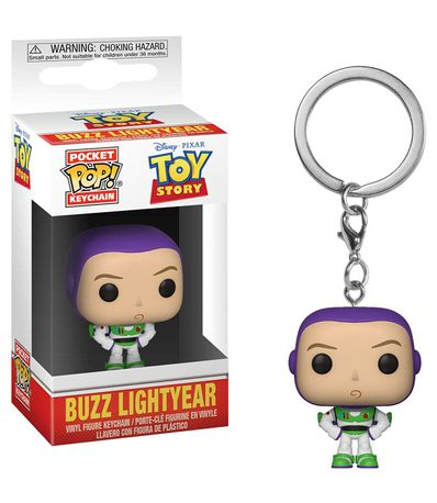 Chaveiro-Lightyear-do-zumbido-do-pop-de-Funko