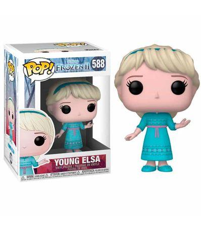 Funko-Pop-Elsa-Girl---Frozen-2