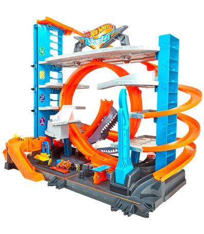 Hot-Wheels-Ultimate-Garage---MATTEL