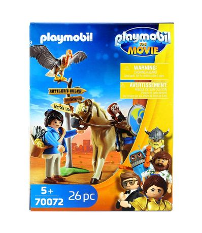 Playmobil-Film-Marla-avec-un-cheval