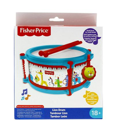 Fisher-Price-Tambor