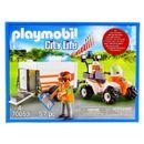 Playmobil-City-Life-Quad-de-Rescate-con-Remolque