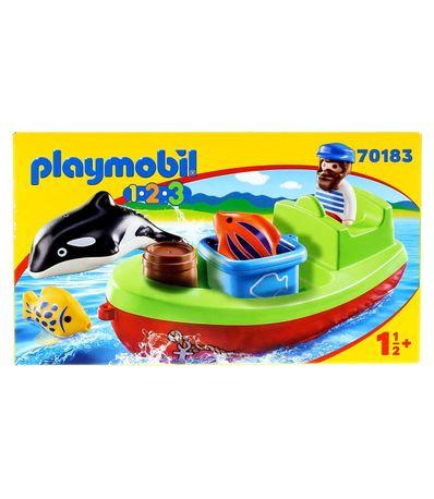 Playmobil-123-pescador-com-barco