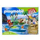 Playmobil-StarterPack-Adventure-em-Canoa