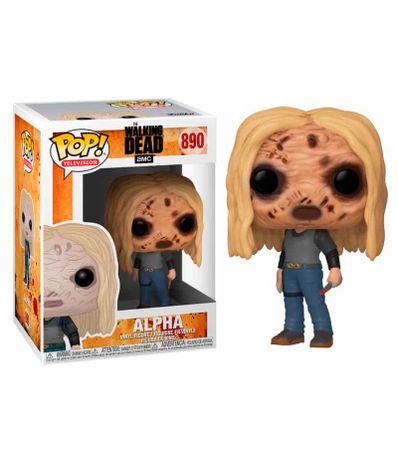 Figurine-Funko-Pop-Alpha-Walking-Dead