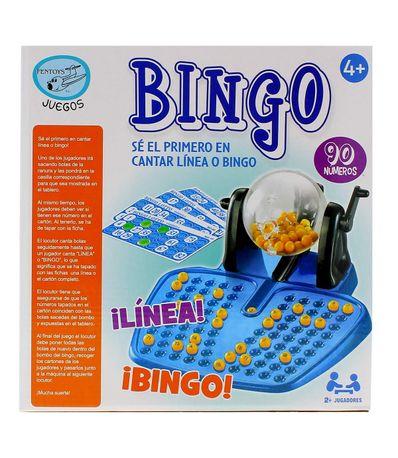 Bingo-Manual