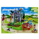Playmobil-Country-SuperSet-Familia-en-el-Jardin